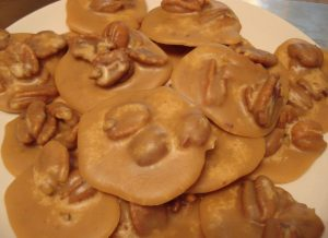 Easy southern pralines