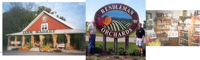Rendleman's Apple Orchards Store