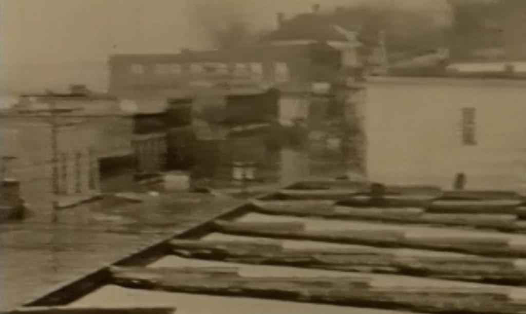 1937 flood old Eddyville Ky - Lyon County
