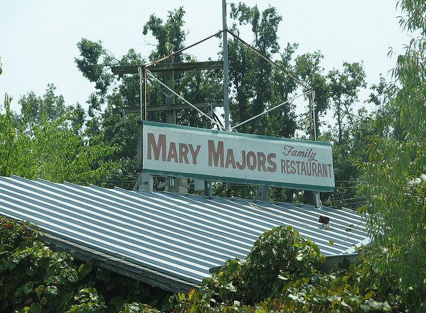 Mary Majors