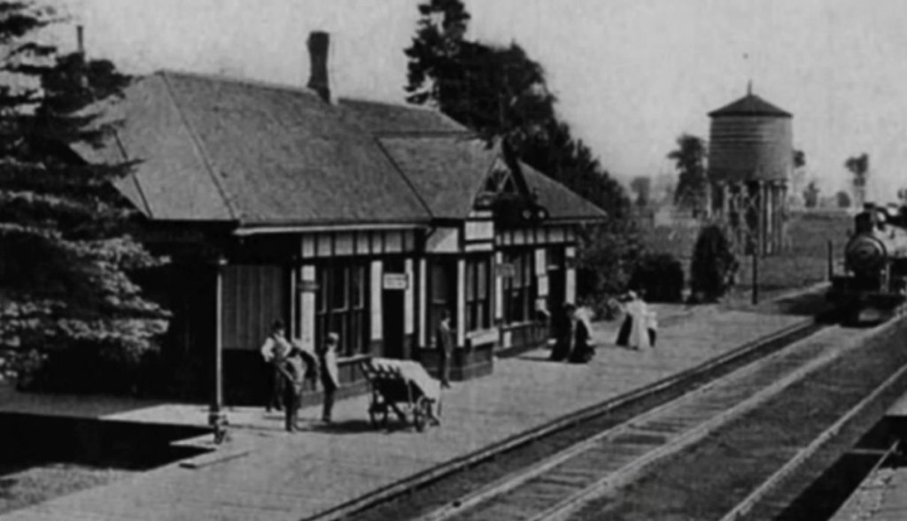 old Kuttawa train depot