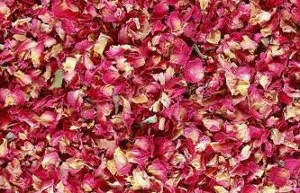rose petals are great in potpourri--herbs, herbs, herbs