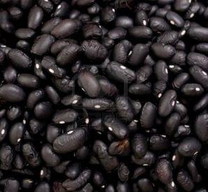 10 black beans