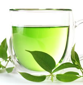 11 green tea