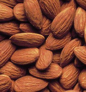 8 almonds