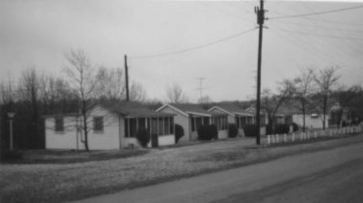 Benberry Motel between the rivers