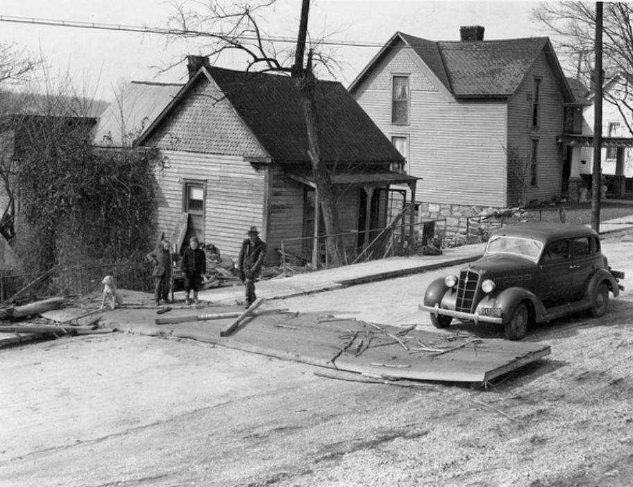 Eddyville Ky Feb 1937