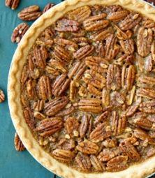 Wade's Wild Turkey Pecan Pie 2