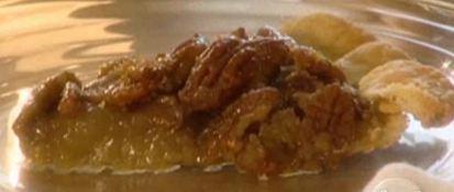 Wade's Wild Turkey Pecan Pie