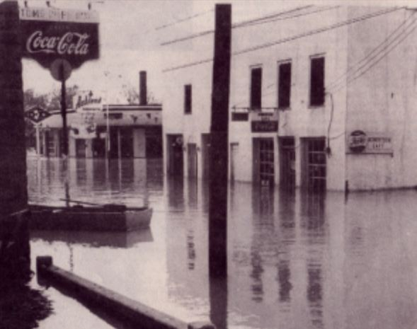 another 1937 flood photo Lyon County