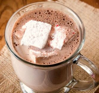 homemade hot chocolate mix - oh yeah