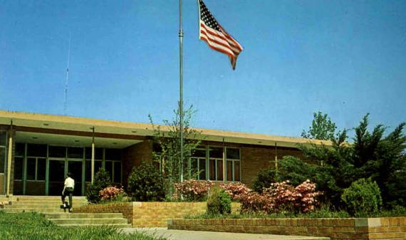 new Eddyville court house