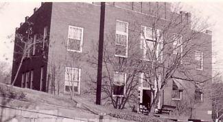 Long Gone Lyon County - old Eddyville court house