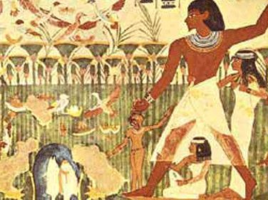 A history of herbs - Egyptians