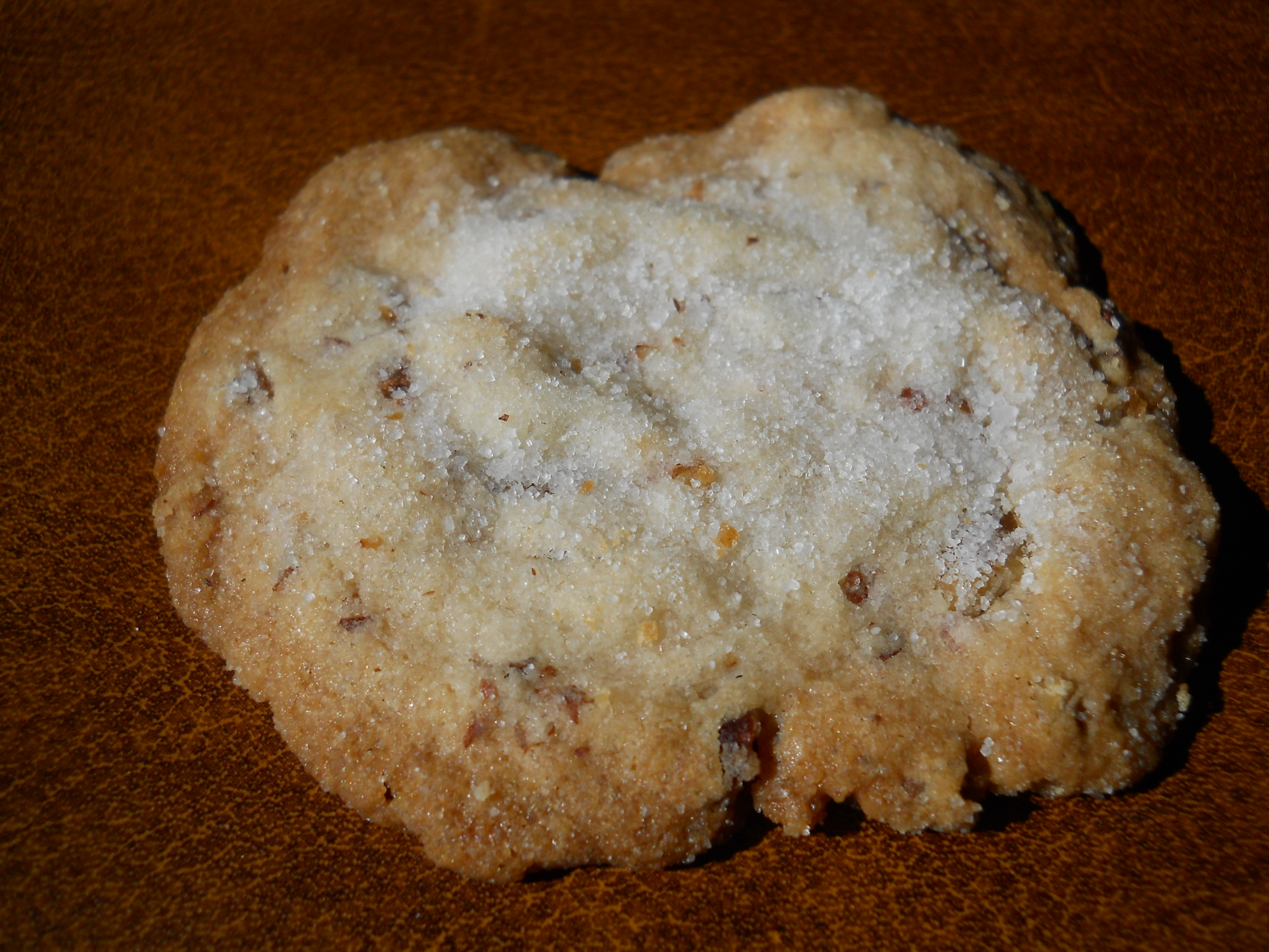 butter pecan cookie
