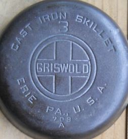 Typical Griswold Logo