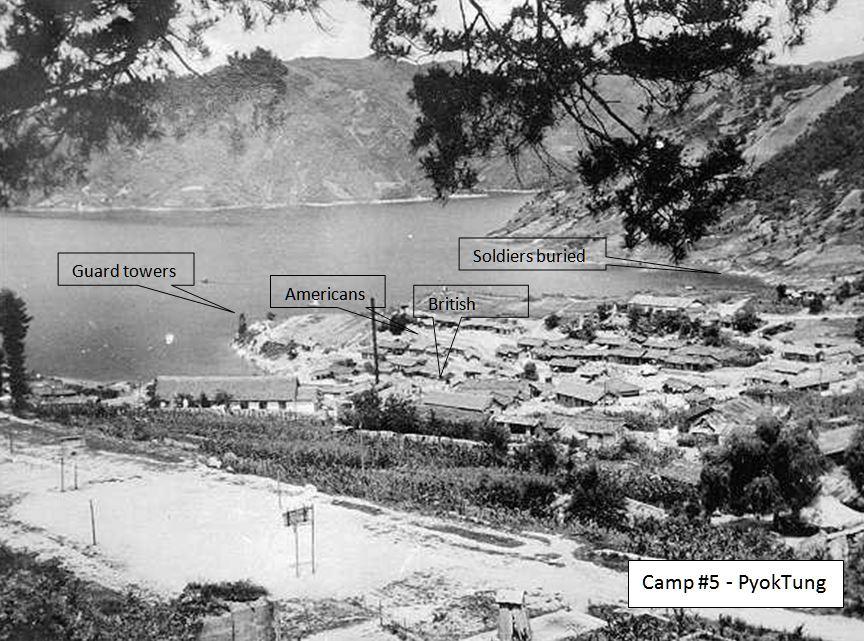 P.O.W. Camp #5 - North Korea