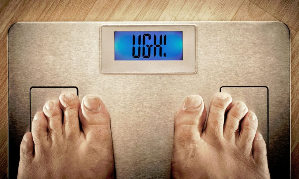 The scales don't lie