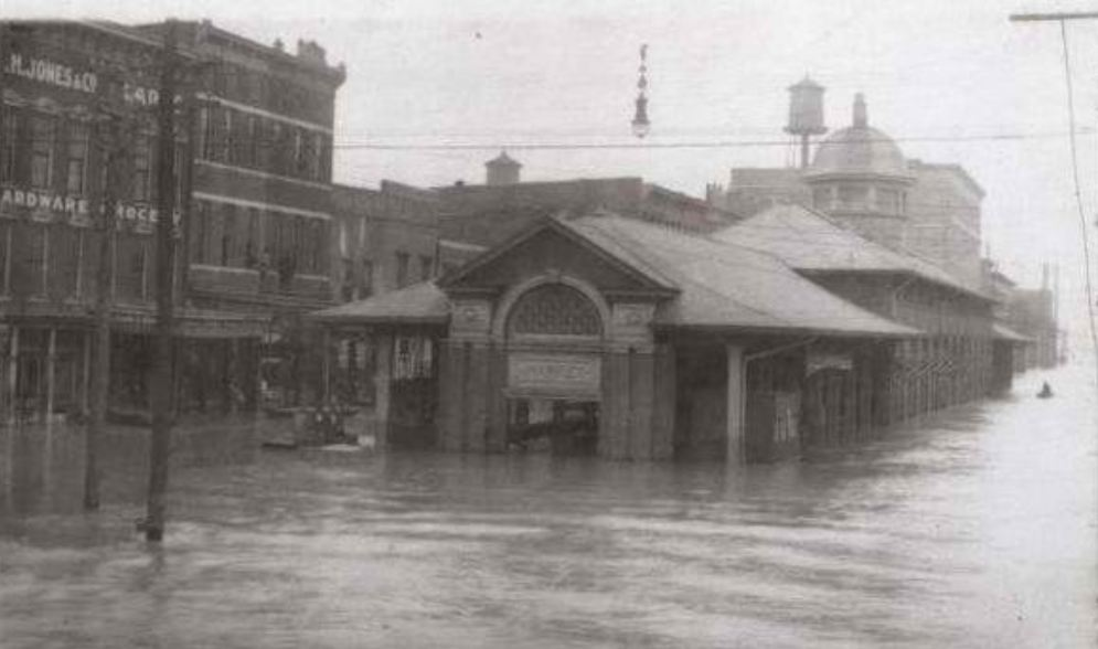 Western Kentucky 1937 Flood Wadekingston Com
