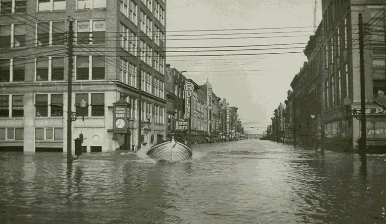 Western Kentucky 1937 Flood Wadekingston Com