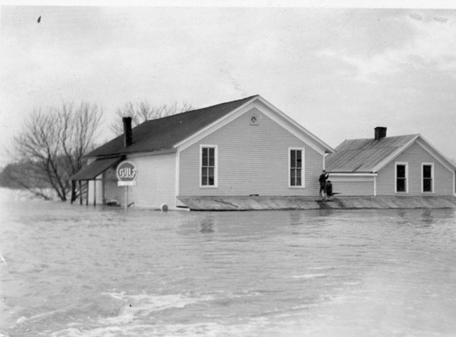 Calvert City Ky >> Western Kentucky 1937 Flood - WadeKingston.com